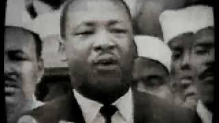 Martin Luther King speech - I Have a Dream - deutscher Untertitel