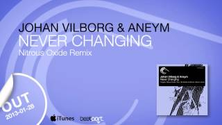 Johan Vilborg & Aneym - Never Changing (Nitrous Oxide Remix) [Captured Music] ASOT 596