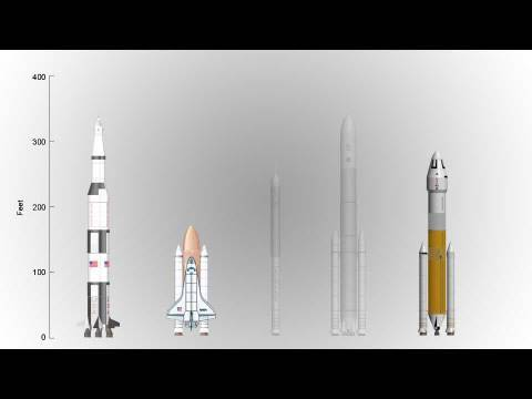 A possible new launch vehicle for NASA?
