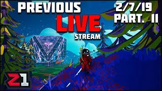 Exploration, ZEBRA BALL and More! Astroneer 1.0 LIVE Streamed 2/7/19 | Z1 Gaming