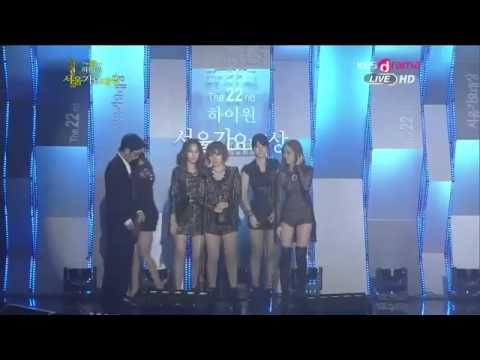 [HD] 130131 Miss A @ 22nd Seoul Music Awards 2013