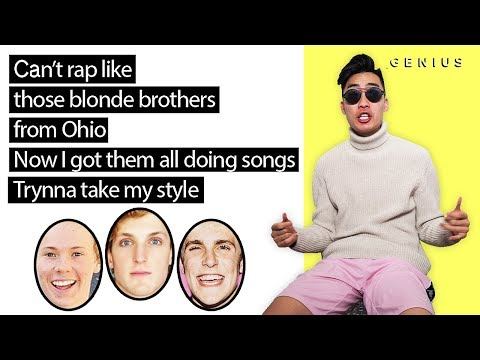 God Church Official Lyrics & Meaning (Diss track?)