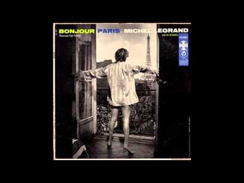 Michel Legrand And His Orchestra – Bonjour Paris - 1957 - full vinyl album