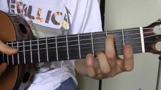 Cours de guitare - Brigitte BARDOT : La Madrague (1/2) Démo + Refrain