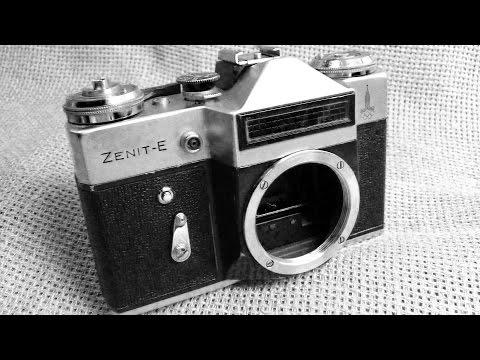 how to use zenit em camera