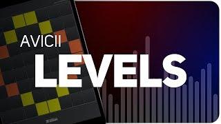 Playing LEVELS | AVICII on SUPER PADS LIGHTS - KIT STONE