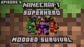 Minecraft viles na academia de herois