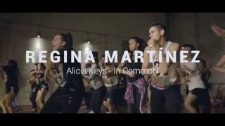 Regina Martínez Alicia Keys - In Common Choreography (Summer Factory)