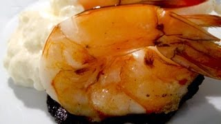 Butterfly Shrimps With Garlic Mayonnaise Sauce 蝴蝶蝦
