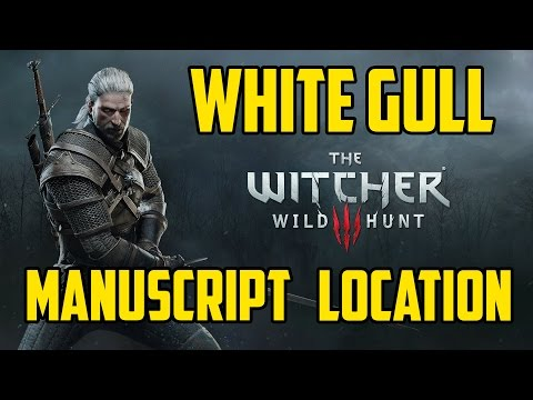 White Gull Manuscript Location - Witcher 3: Wild Hunt