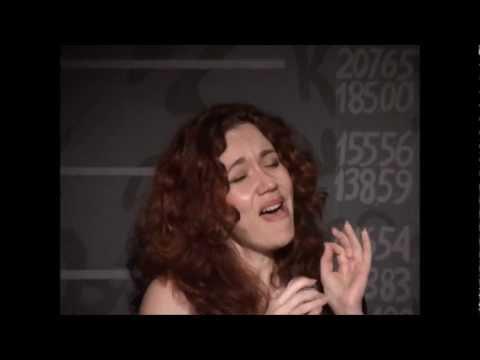 """Sera Nuestra Cancion"" Svetlana Sokolov & Michael Agre"
