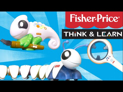 Fisher-Price Think & Learn | The Play Lab