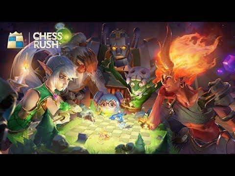 Chess Rush自走棋-衝擊皇后牌位(大師牌位) #6