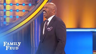 God created WHAT to annoy us? | Family Feud
