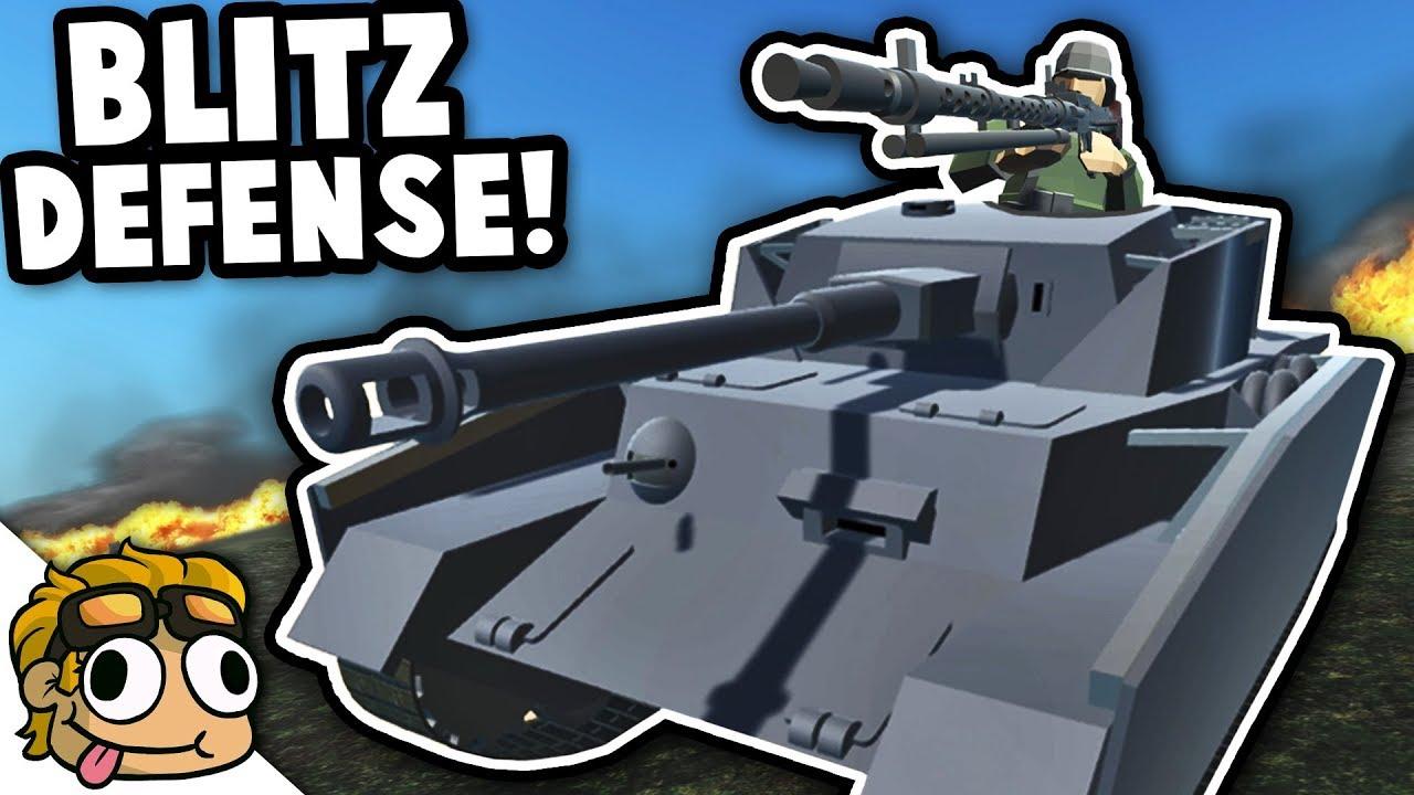 GERMAN BLITZKRIEG DEFENSE in MOUNTAIN PASS! | Ravenfield World War 2 Mod  Gameplay