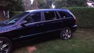 Plasti Dip Chrysler  Pacifica