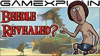 Was Beedle Just Revealed in Zelda: Breath of the Wild?