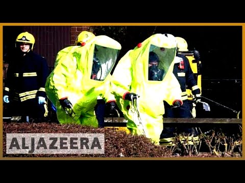 🇬🇧 UK: Hundreds may be poisoned in nerve agent attack on Russian spy | Al Jazeera English