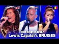 Lewis Capaldi's BRUISES covers in The Voice | Who sings it best? #14