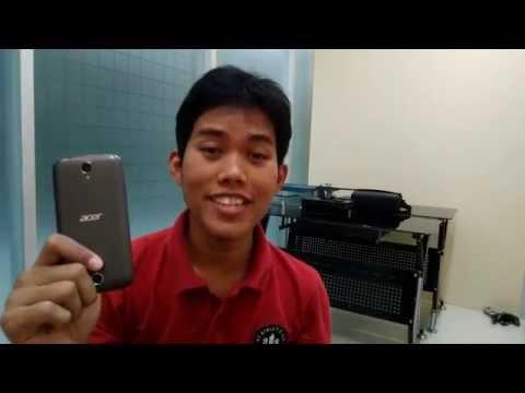 Review Acer Liquid Z320 Indonesia