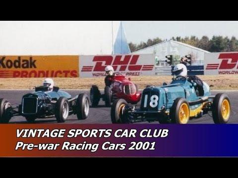 vscc pre war racing cars 2001 youtube. Black Bedroom Furniture Sets. Home Design Ideas
