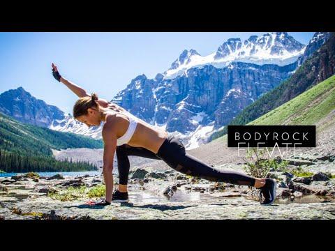 BodyRock Elevate – Day 6 – Legs