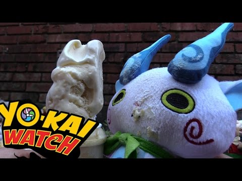 Yokai Watch plush - Episode 18 Komasan's Ice Cream