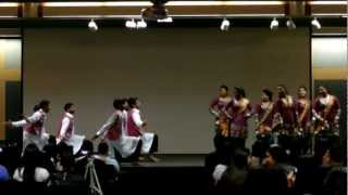 Rutgers Indian Christian Fellowship Coffeehouse Dance 2012