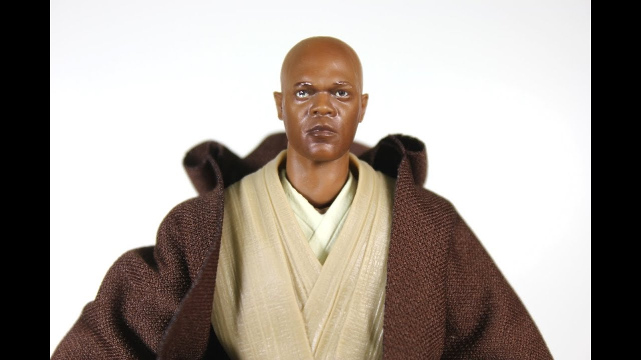 The Black Series Star Wars Mace Windu 6-Inch Action Figure