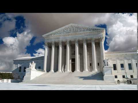 united states supreme court building with time lapse clouds eyjfd c9  D 1
