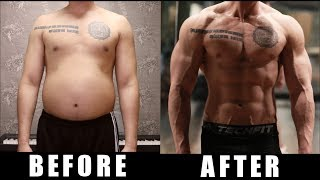 (REAL MOTIVATION) Aiden Lee l My 6 Months Body Transformation And My F