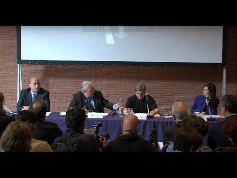 Conferenza Stampa - Stagione 2018/2019 - Accademia Nazionale di Santa Cecilia