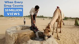 When Every Drop Counts (Hindi version): A documentary on the legacy of rainwater harvesting