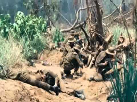 Rambo[2008] Last Battle scene