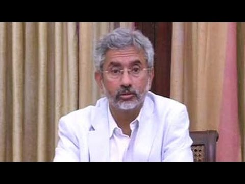 Foreign Secretary S Jaishankar speaks on India's rescue operation in Nepal