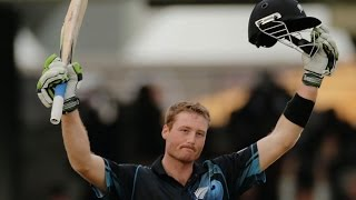 Guptill Steers 105 runs against Bangladesh world cup 2015