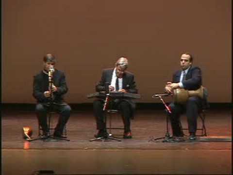 Persian classical music Master Nejad & Dr. Lloyd Miller