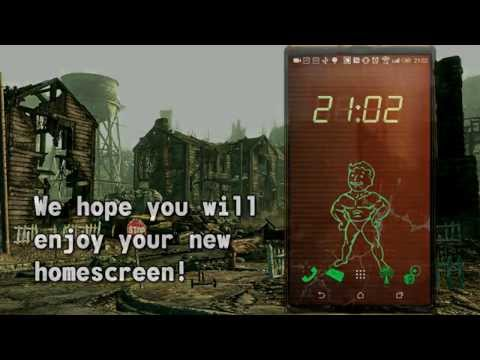 Android Pip Boy Live Wallpaper Fallout