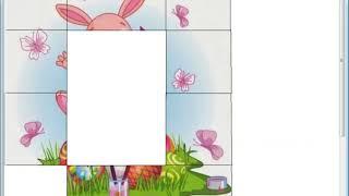 Conejo De Pascua - Música y Juegos de Piezas Infantiles