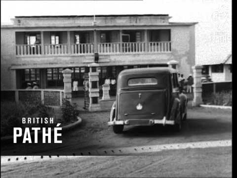 Lyttleton Tours Nigeria (1952)
