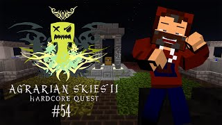 """NOT TODAY!"" AGRARIAN SKIES 2 #54"