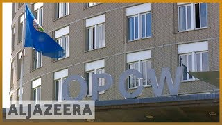 Chemical weapons watchdog OPCW holds emergency conference | Al Jazeera English