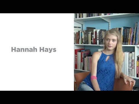 Interview with Hannah Hays