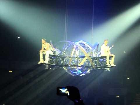 Westlife farewell tour part 3!