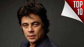 Las 10 Mejores Peliculas De Benicio del Toro