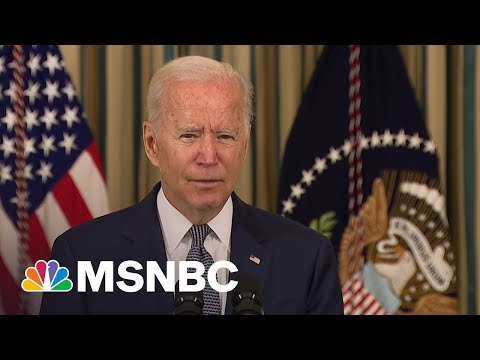 Biden Emphasizes 'Durable And Strong' Economic Recovery