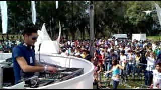 Fatali LIVE @ Tierra Magica Festival 2010 - Mexico part 1