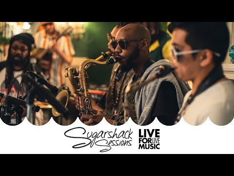 Ghost-Note - PhatBacc (Live Acoustic)   Sugarshack Sessions