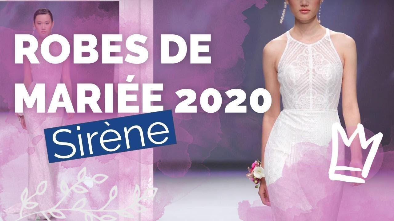 Robes De Mariee Sirene 2020