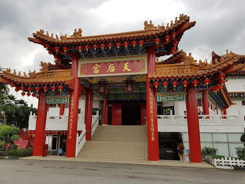 Everything You Need To Know About Thean Hou Temple 天后宫 Kuala Lumpur  吉隆坡